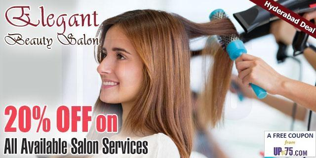 Elegant Beauty Unisex Salon offers India