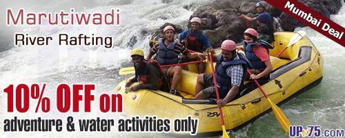 Marutiwadi River Rafting offers India