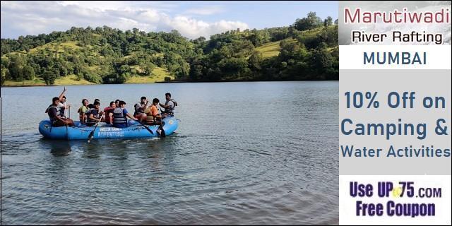 Marutiwadi Lake Side Camping offers India