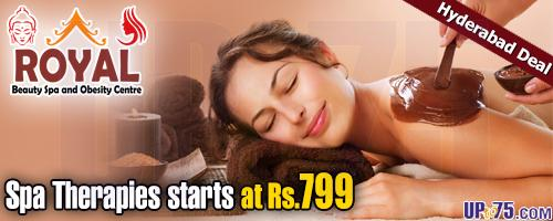 Royal Spa offers India