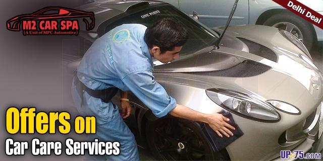 M2 Car Spa offers India