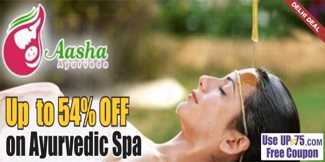 Aasha Ayurveda Spa offers India