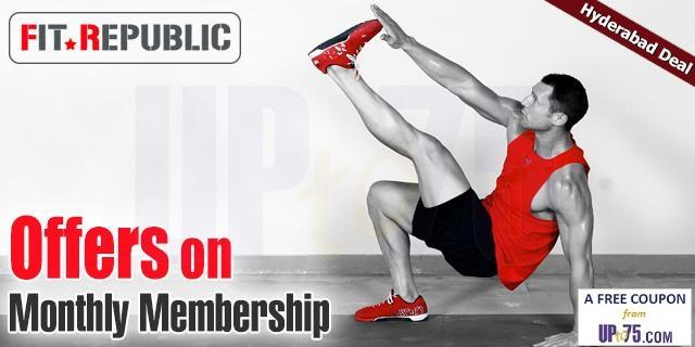 Fit Republic offers India
