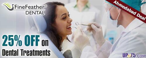 Fine Feather Dental offers India
