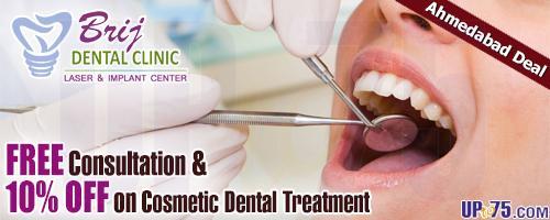 Brij Dental Clinic offers India