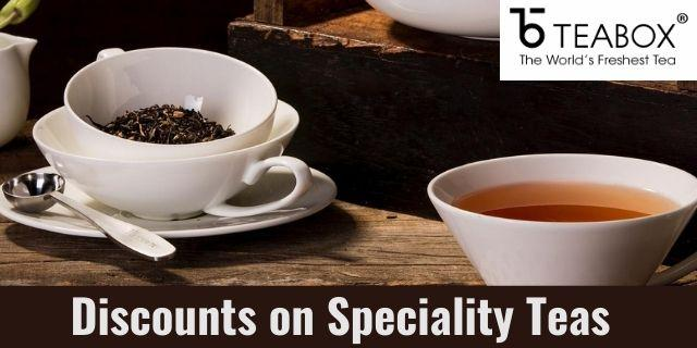 Teabox offers India