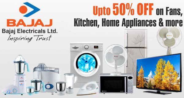 Bajaj Electricals offers India