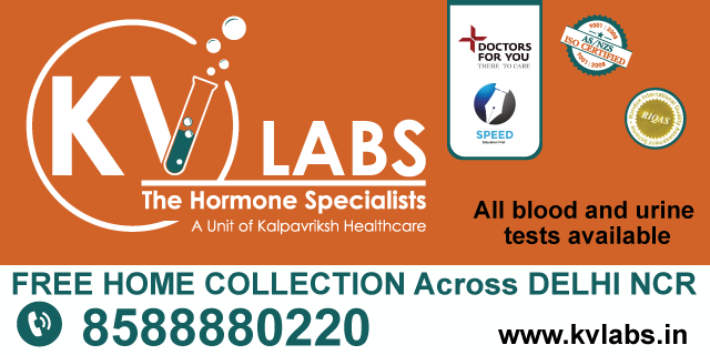 KV Labs offers India