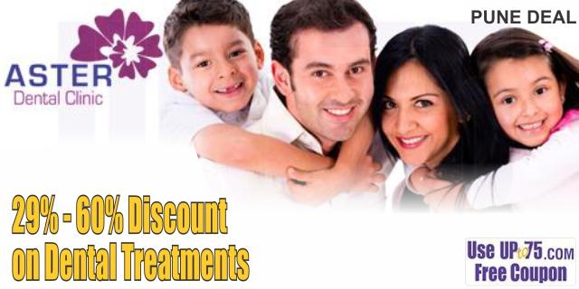 Aster Dental Clinic offers India