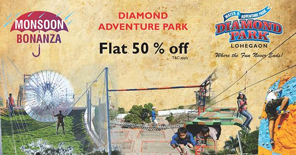 Diamond Adventure Park offers India