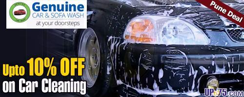 Genuine Car Wash offers India
