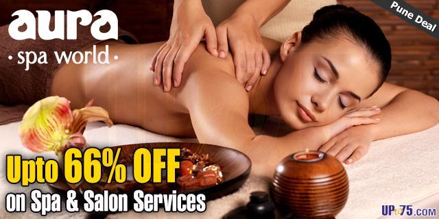 Aura Thai Spa offers India