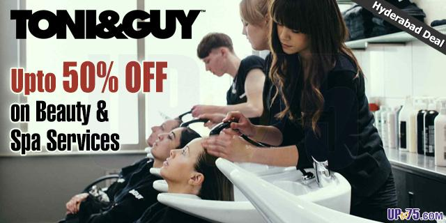 Toni and Guy offers India
