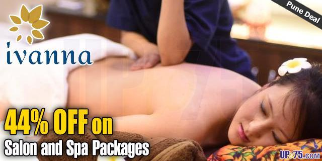 Ivanna Thee Spa offers India