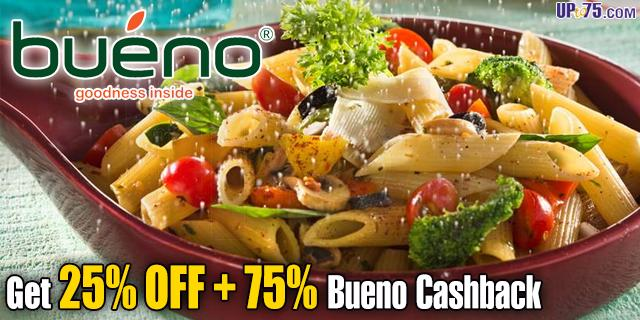 Bueno Kitchen offers India