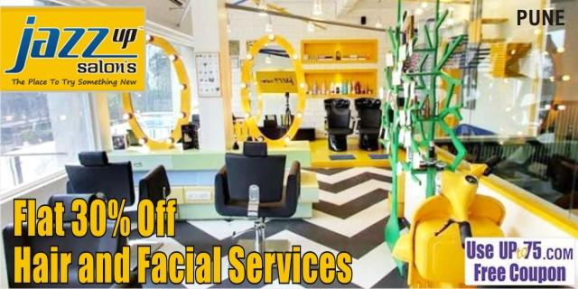Jazz Up Salon offers India
