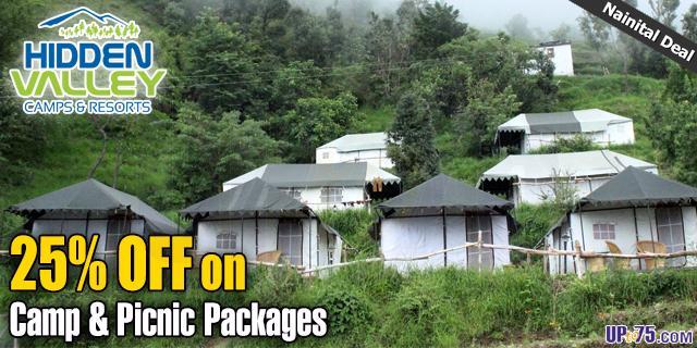 Hidden Valley-Nainital offers India