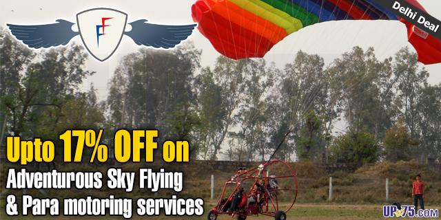 Flying Folks offers India