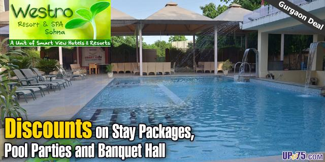 Westro Spa and Resort offers India