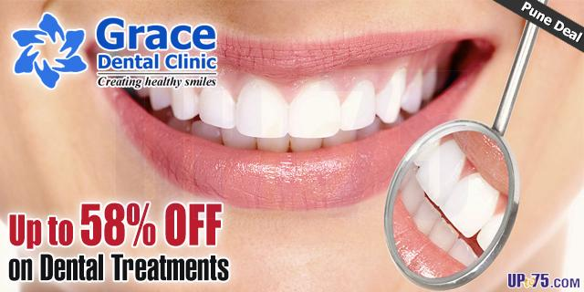 Grace Dental Clinic offers India