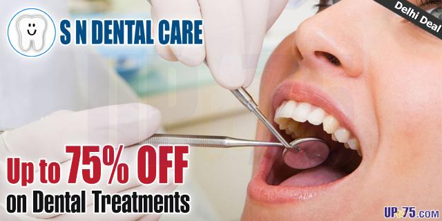 S N Dental Care offers India