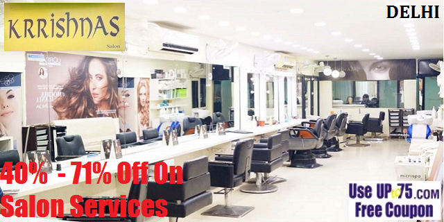 Krrishnas Salon offers India