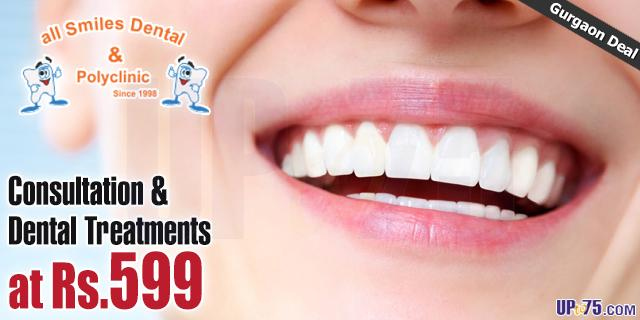 All Smiles Dental and Polyclinic offers India