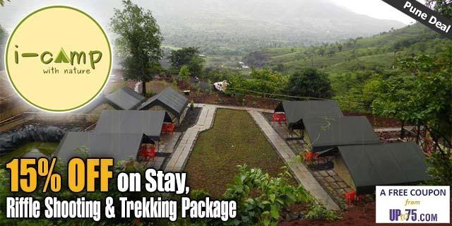I Camp Resort offers India