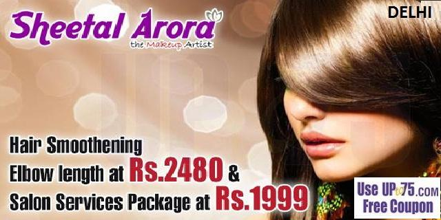 Sheetal Arora Makeup Artist offers India