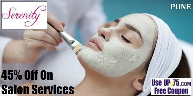 Serenity Hair and Beaute Spa offers India