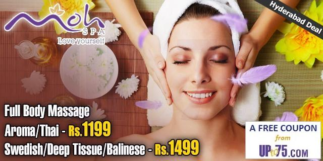Moh Spa offers India