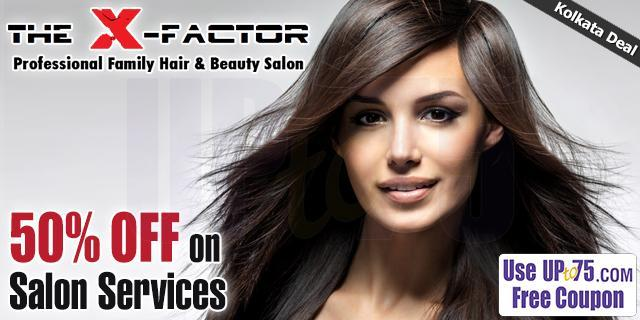 X Factor Family Salon offers India