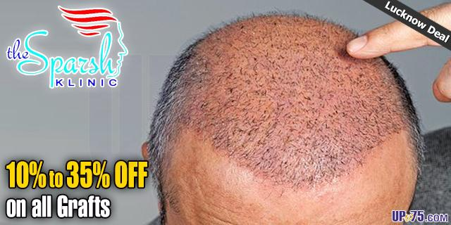 The Sparsh Klinic Skin Care and Hair Transplant offers India