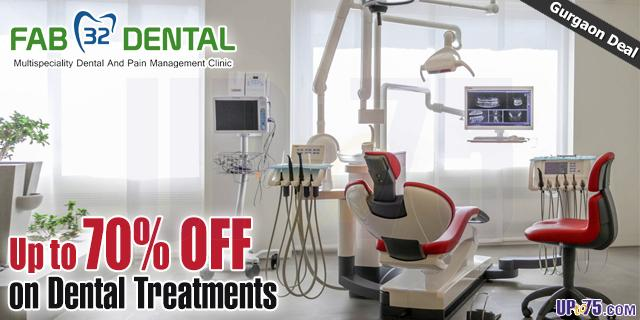 Fab32 Dental Clinic offers India