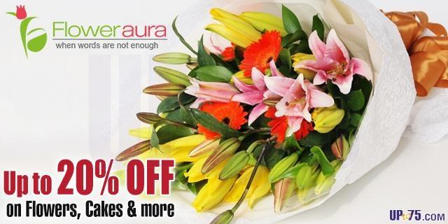 FlowerAura offers India