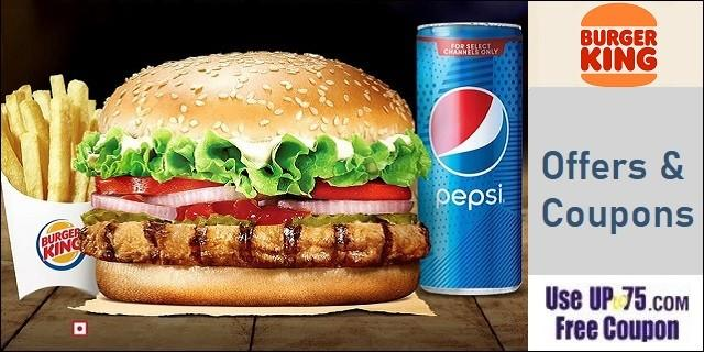 Burger King offers India