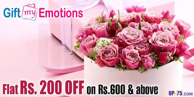 GiftMyEmotions offers India