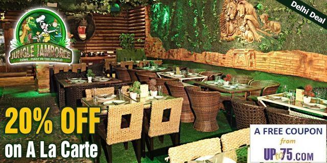 Jungle Jamboree offers India