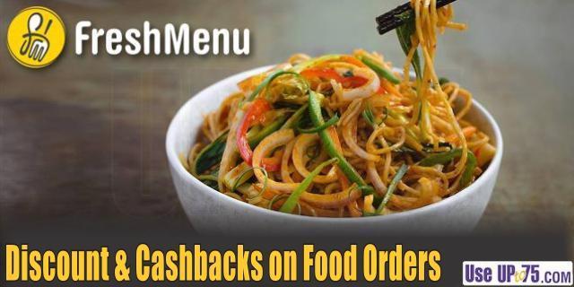 FreshMenu offers India