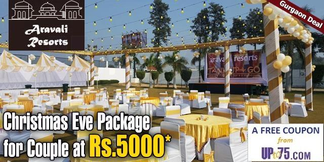 Aravali Resorts offers India