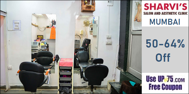 Sharvis Salon and Aesthetic Clinic offers India