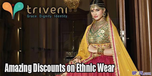 Triveni Ethnics offers India