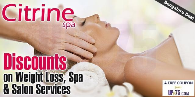 Citrine Spa offers India