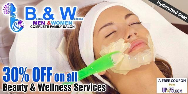 B and W Family Salon offers India