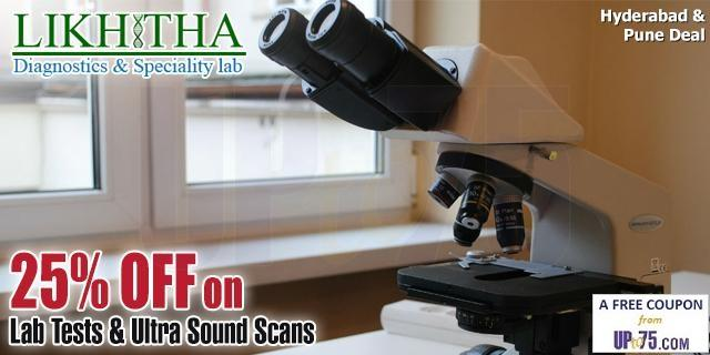 Likhitha Diagnostics and Speciality Labs offers India
