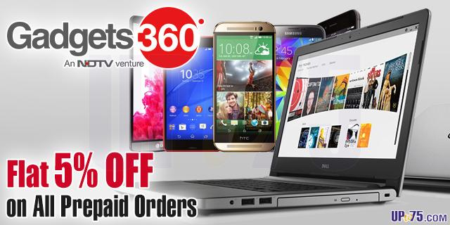 Gadget360 offers India