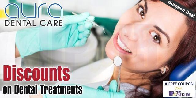Aura Dental Care offers India