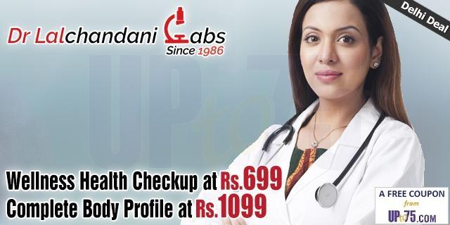 Dr Lalchandani Labs offers India