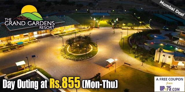 The Grand Gardens Resort offers India