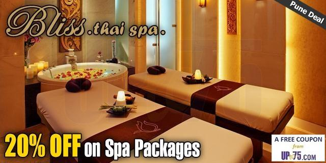 Bliss Thai Spa offers India